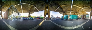 LIGNA 2013 exhibition in Hannover - 360 degrees panorama