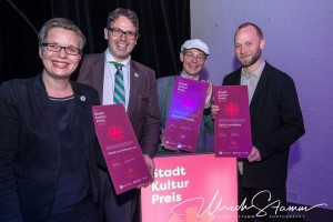 23. Stadtkulturpreis 2017  am 28.11.2017 in Hannover