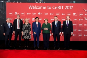 "CeBIT 2017 ""Welcome Night"""